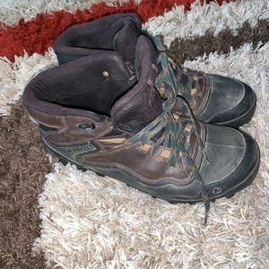 Men's Merrell select grip hiking boots